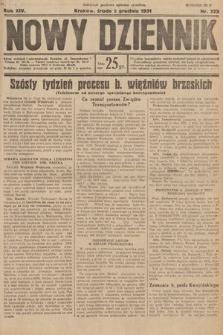 Nowy Dziennik. 1931, nr323