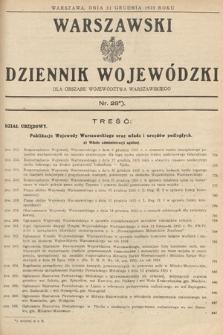 Warszawski Dziennik Wojewódzki : dla obszaru Województwa Warszawskiego. 1935, nr28