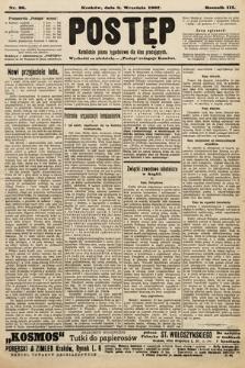 Postęp : katolickie pismo tygodniowe dla klas pracujących. 1907, nr36