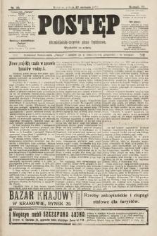 Postęp : chrześcijańsko-socjalne pismo tygodniowe. 1910, nr35