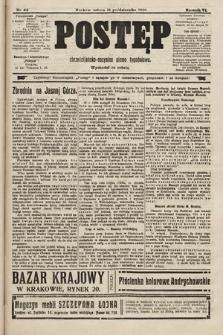 Postęp : chrześcijańsko-socjalne pismo tygodniowe. 1910, nr42