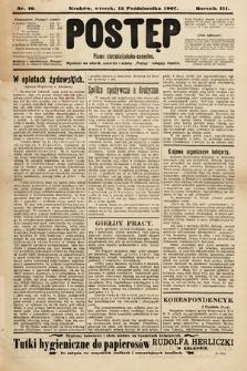 Postęp : pismo chrześcijańsko-socyalne. 1907, nr46