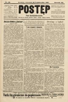 Postęp : pismo chrześcijańsko-socyalne. 1907, nr50