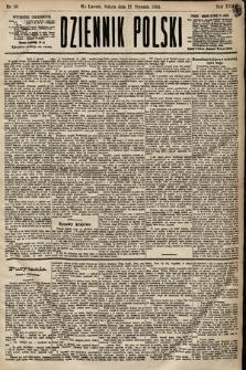 Dziennik Polski. 1884, nr10