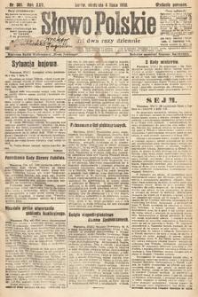 Słowo Polskie. 1920, nr305