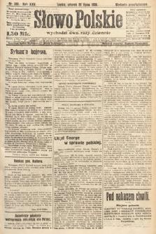 Słowo Polskie. 1920, nr344
