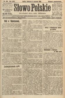 Słowo Polskie. 1920, nr366