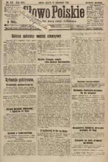 Słowo Polskie. 1920, nr432