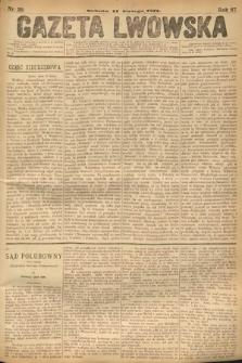 Gazeta Lwowska. 1877, nr39