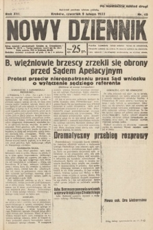 Nowy Dziennik. 1933, nr40