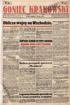 Goniec Krakowski. 1941, nr15
