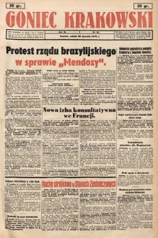 Goniec Krakowski. 1941, nr20