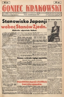 Goniec Krakowski. 1941, nr22