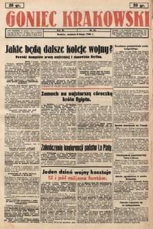 Goniec Krakowski. 1941, nr33