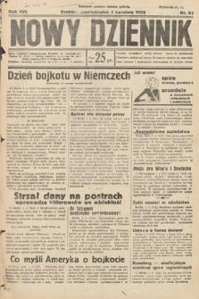 Nowy Dziennik. 1933, nr93