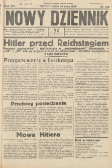 Nowy Dziennik. 1933, nr136
