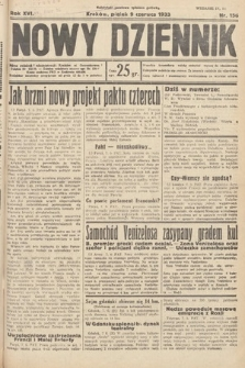 Nowy Dziennik. 1933, nr156