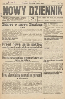Nowy Dziennik. 1933, nr183