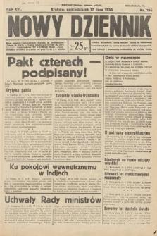 Nowy Dziennik. 1933, nr194