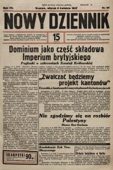 Nowy Dziennik. 1937, nr94