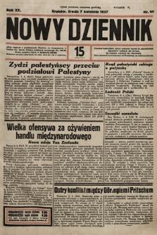 Nowy Dziennik. 1937, nr95