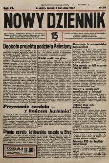 Nowy Dziennik. 1937, nr97