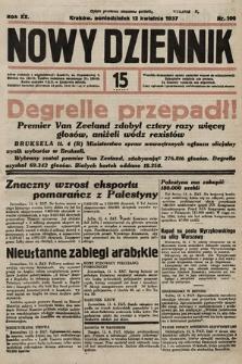 Nowy Dziennik. 1937, nr100