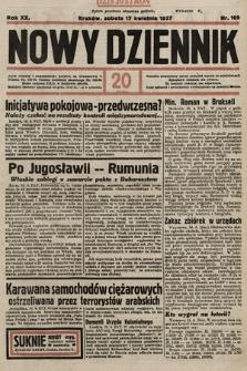 Nowy Dziennik. 1937, nr105