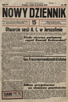 Nowy Dziennik. 1937, nr109
