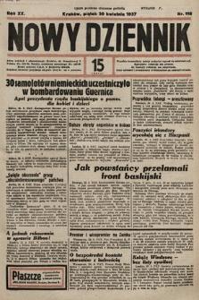 Nowy Dziennik. 1937, nr118