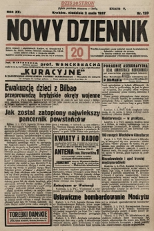 Nowy Dziennik. 1937, nr120