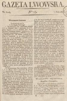 Gazeta Lwowska. 1823, nr53
