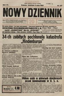 Nowy Dziennik. 1937, nr127