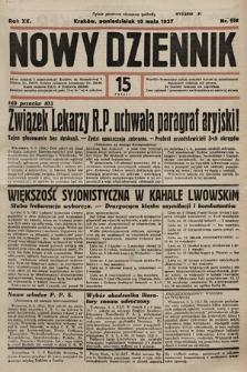 Nowy Dziennik. 1937, nr128