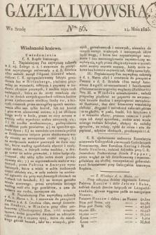 Gazeta Lwowska. 1823, nr56