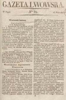 Gazeta Lwowska. 1823, nr59
