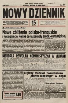 Nowy Dziennik. 1937, nr136