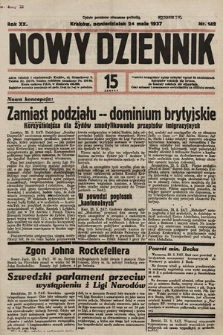 Nowy Dziennik. 1937, nr142