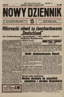 Nowy Dziennik. 1937, nr150