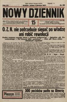 Nowy Dziennik. 1937, nr151