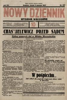 Nowy Dziennik (wydanie wieczorne). 1937, nr151a