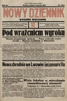 Nowy Dziennik (wydanie wieczorne). 1937, nr158a