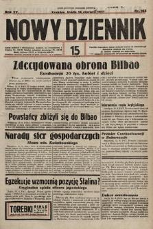 Nowy Dziennik. 1937, nr165