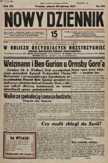 Nowy Dziennik. 1937, nr178