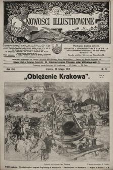 43a87ce671 Nowości Illustrowane. 1916