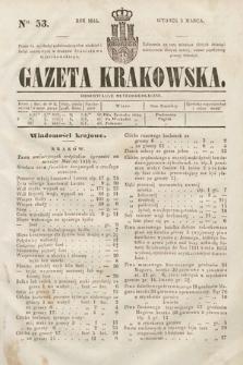 Gazeta Krakowska. 1844, nr53