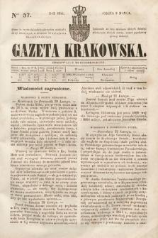 Gazeta Krakowska. 1844, nr57