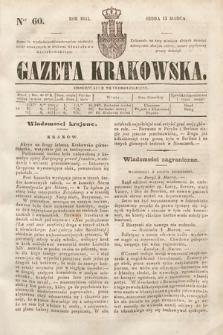 Gazeta Krakowska. 1844, nr60