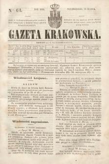 Gazeta Krakowska. 1844, nr64