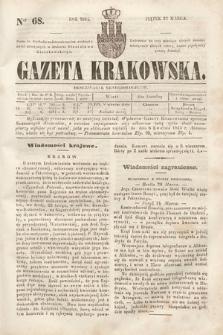 Gazeta Krakowska. 1844, nr68